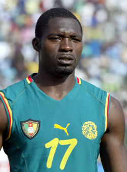Marc-Vivien Foé (1 May 1975 – 26 June 2003