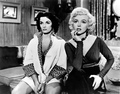 Marilyn Monroe and Jane Russell (Gentlemen Prefer Blondes)