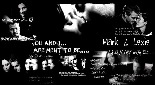 Mark and Lexie...
