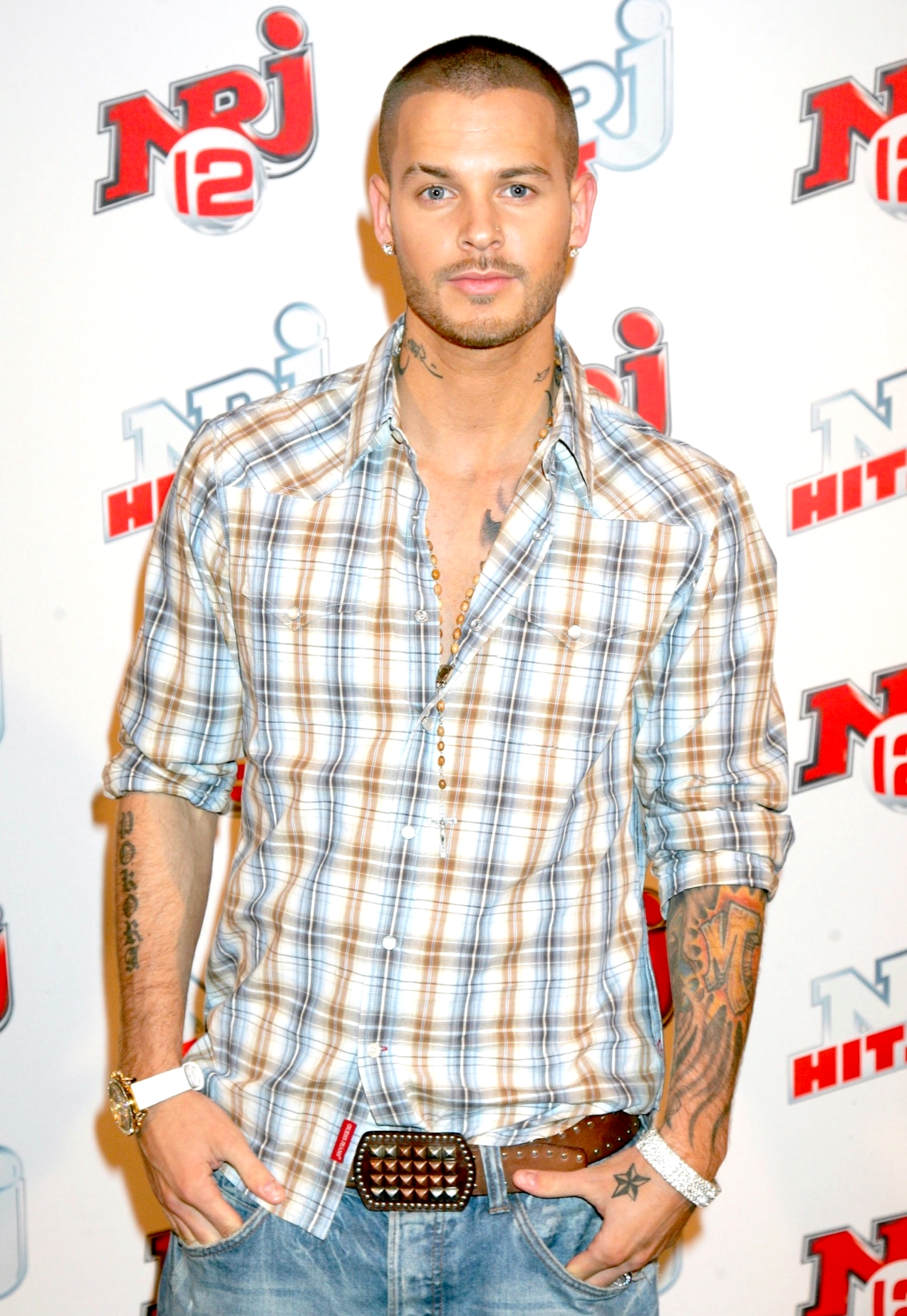 Matt pokora images mars 23 2007 lancement de nrj hits hd wallpaper and background photos 30970423 - Image de m pokora ...