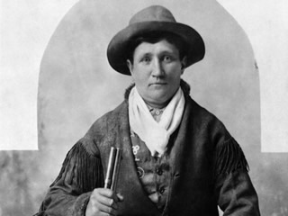 Martha Jane Cannary Burke -calamity jane(May 1, 1852 – August 1, 1903)