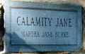 Martha Jane Cannary Burke-calamity jane (May 1, 1852 – August 1, 1903)