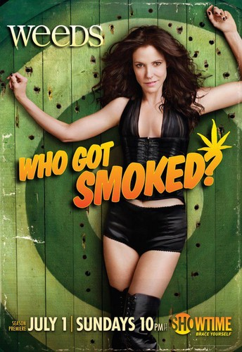 mary Botwin parker weeds louise nancy