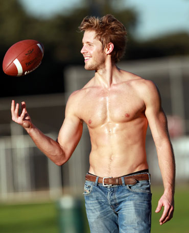 Matt Barr possible Finnick