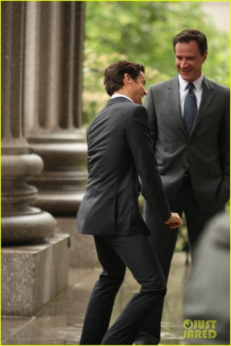 Matt Bomer: &#39;White Collar&#39; Boogie - matt-bomer Photo
