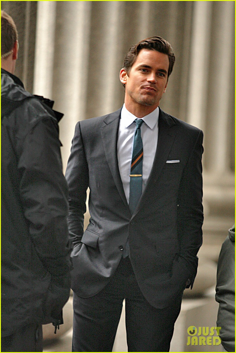 Matt Bomer: 'White Collar' Boogie