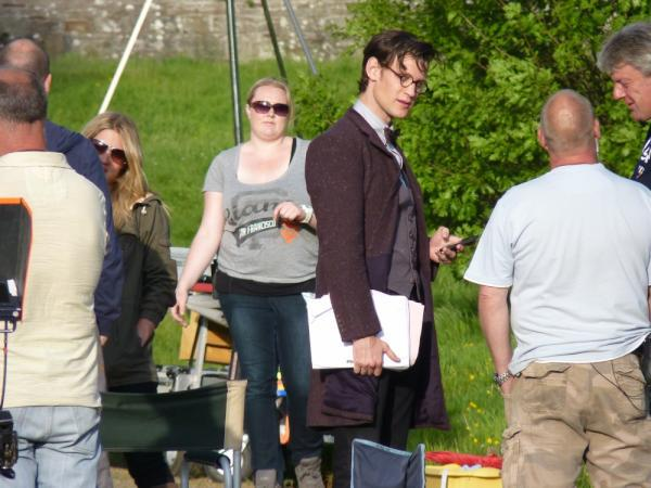 Matt Smith [Doctor´s New Look]