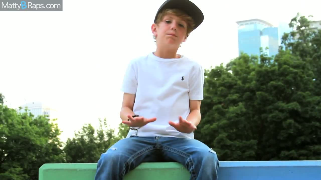 Matty b raps mattybraps fun we are young ft janelle monáe