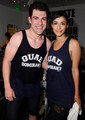 Max Greenfiled & Hannah Simone