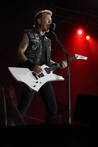 May 30, 2012 - metallica Photo
