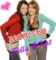 Me & You Best Friends Forever ♥ Love You Bella Babe ♥ - mileym%E2%9D%A4 photo