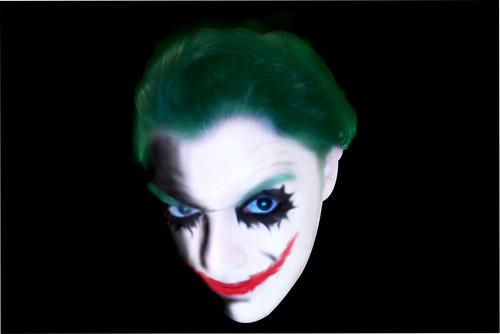 Me as the Joker