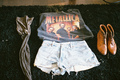Metallica Outfit