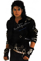 Michael Jackson BAD Photoshoot HQ