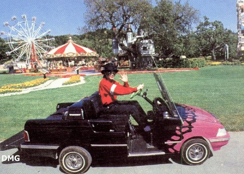 Michael Jackson in Neverland ♥