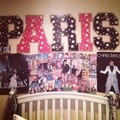 Michael Jackson's daughter Paris Jackson's room :) Paris's Instagram: @YMCMB_BREEZY - chris-brown photo