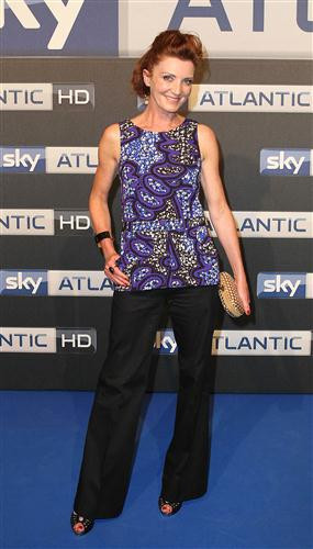 Michelle Fairley @ Sky Atlantic HD Launchparty In Hamburg