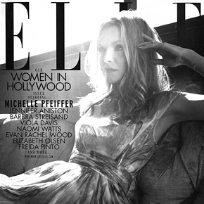 Michelle Pfeiffer - Elle Magazine - michelle-pfeiffer Photo