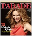 Michelle Pfeiffer - Parade Magazine - michelle-pfeiffer photo