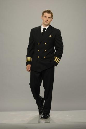 Mike Vogel as Dean Lowery - Pan Am