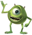 Mike from Monsters, Inc.