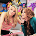 Miley &amp; Lilly  - hannah-montana-forever icon