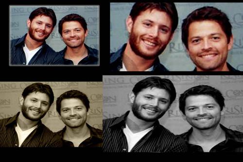 Misha and Jensen