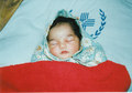 Newborn Ishmam - cinnominbubble photo