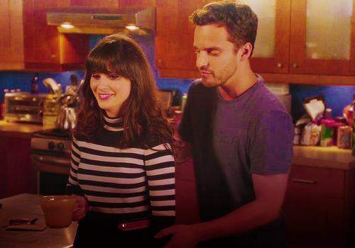 Nick and Jess