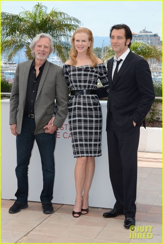 Nicole Kidman: 'Hemingway & Gellhorn' foto Call with Clive Owen!