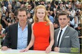 Nicole Kidman &amp; Zac Efron: 'Paperboy' Photo Call! - paperboy photo