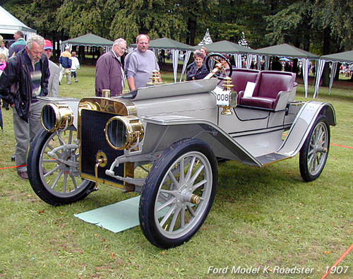 Old Ford cars - random Photo