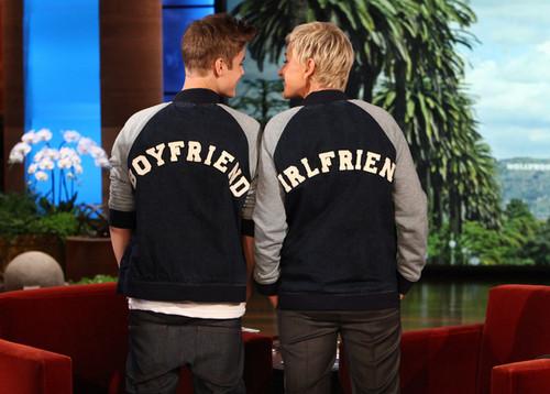 On Ellen (: