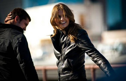 On the Set Of Castle 4x23 [Always]