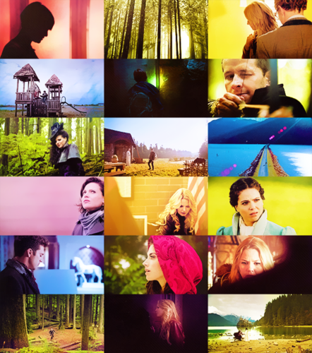 Once Upon a Time; season 1