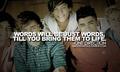 One Direction frases
