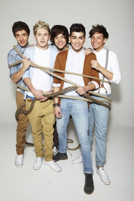 One Direction's new photoshoots♥
