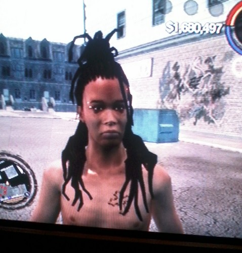 One-HunDredd in Saints Row 2