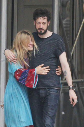 Out in New York - May 26, 2012