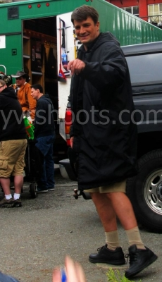 PERCY JACKSON: SEA OF MONSTERS- BEHIND THE SCENES/ON SET