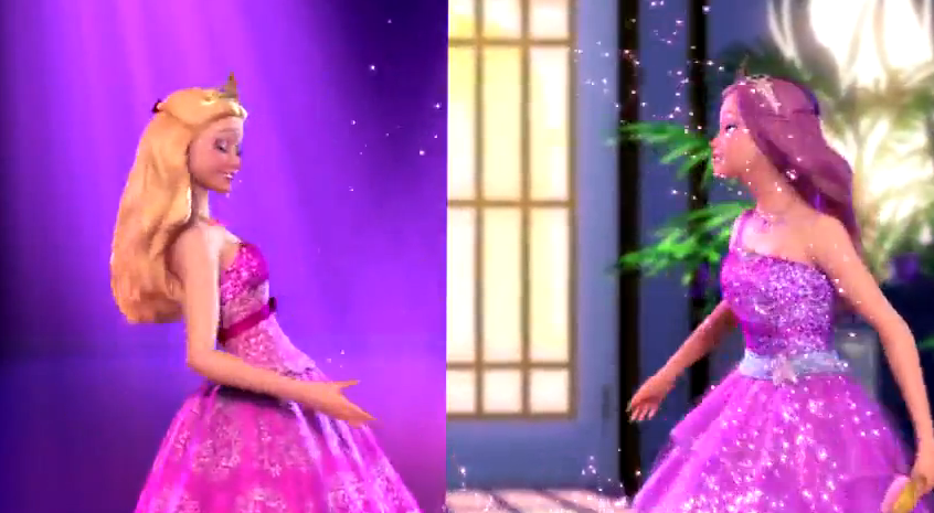 PaP second trailer screenshot - barbie-movies photo