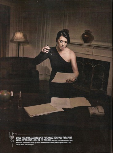 Paget on Watchmagazine June 2012 - paget-brewster Photo