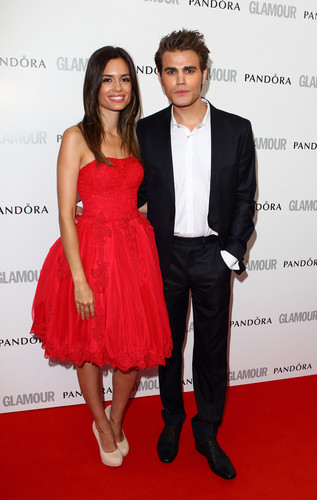 Paul and Torrey at the Glamour Women of the mwaka Awards 2012 in UK (May 29th)