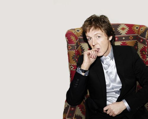 Paul McCartney wallpaper containing a business suit and a well dressed person titled Paul