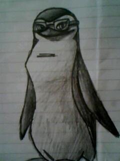 pinguïn OC