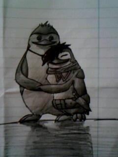 manchot, pingouin OC