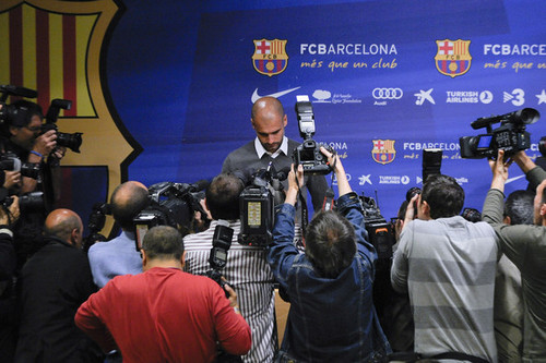 Pep Guardiola not renewing his contract - Press Conference