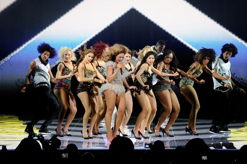 Beyonce wallpaper entitled Performs At Ovation Hall At Revel Resort & Casino In Atlantic City [25 May 2012]