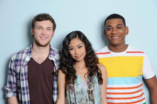 Phillip,Jessica,and Joshua
