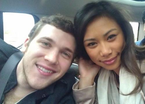 Phillip and Jessica